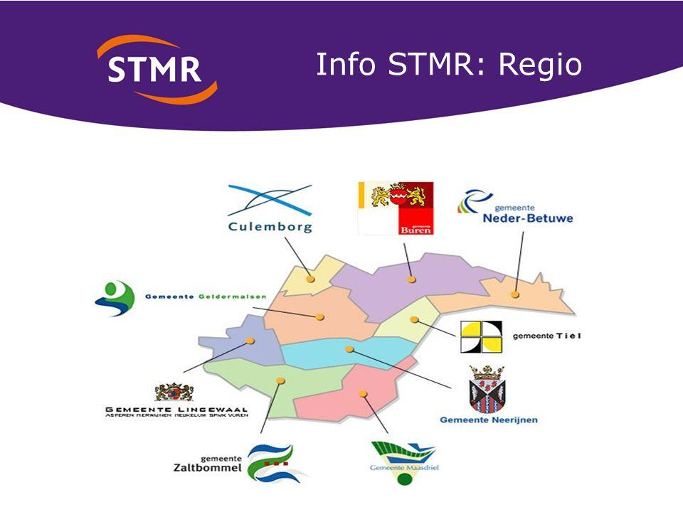 Info STMR: Regio