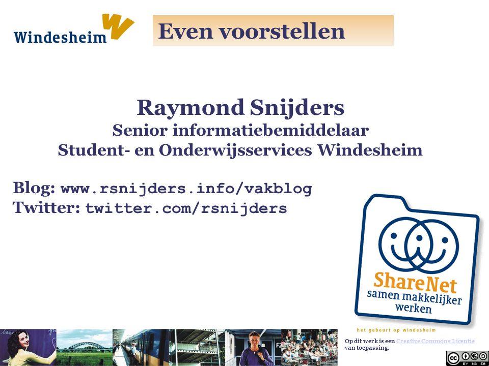 Wat is ShareNet?