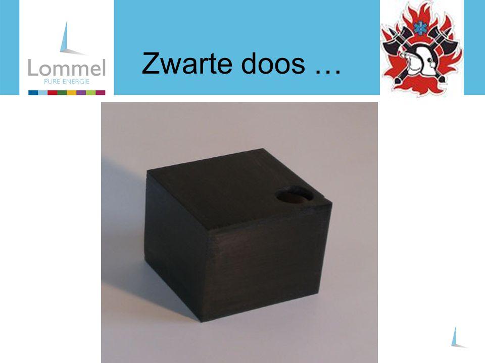 Zwarte doos …