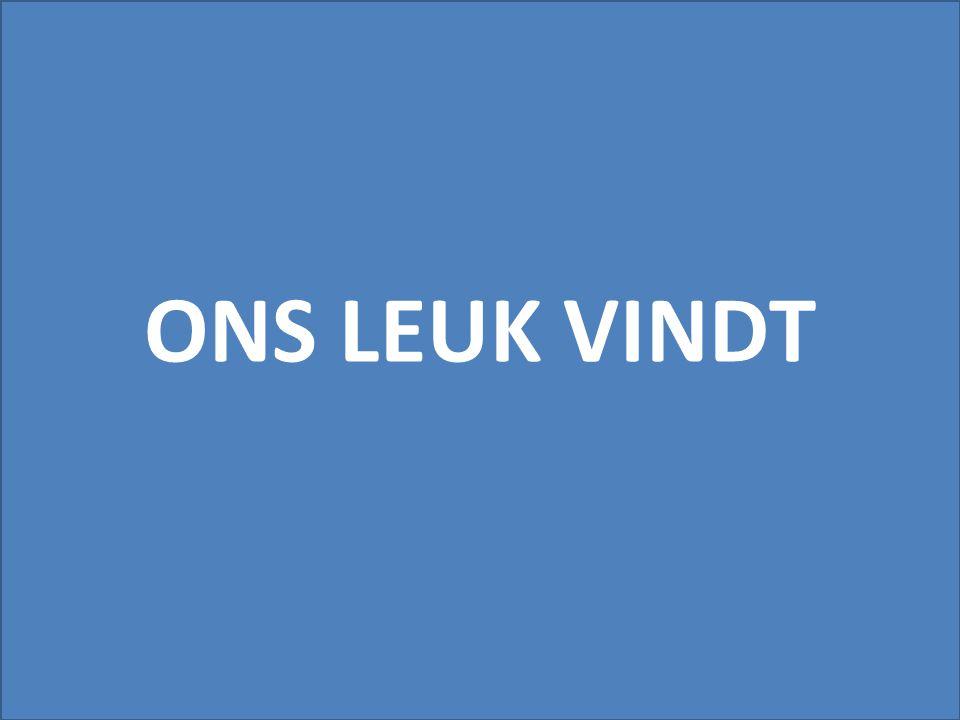 ONS LEUK VINDT