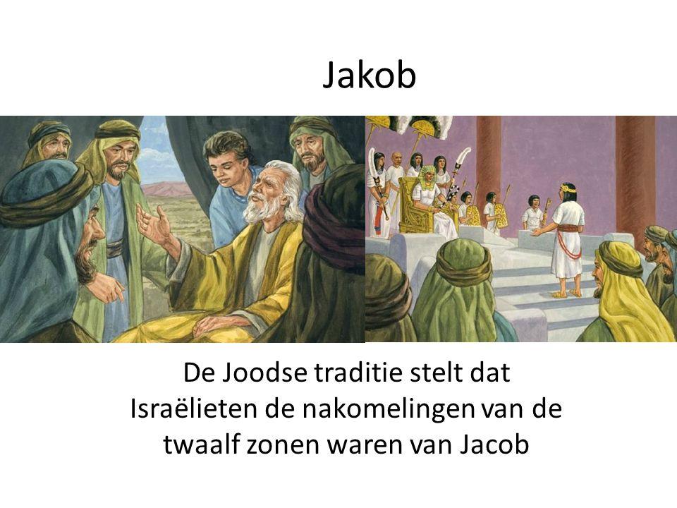 Mozes bracht de Joden na 40 jaar lang in de woestijn dwalen eindelijk naar het aan Abraham beloofde land: Kanaän (Israël) Ongeveer 1500 v.