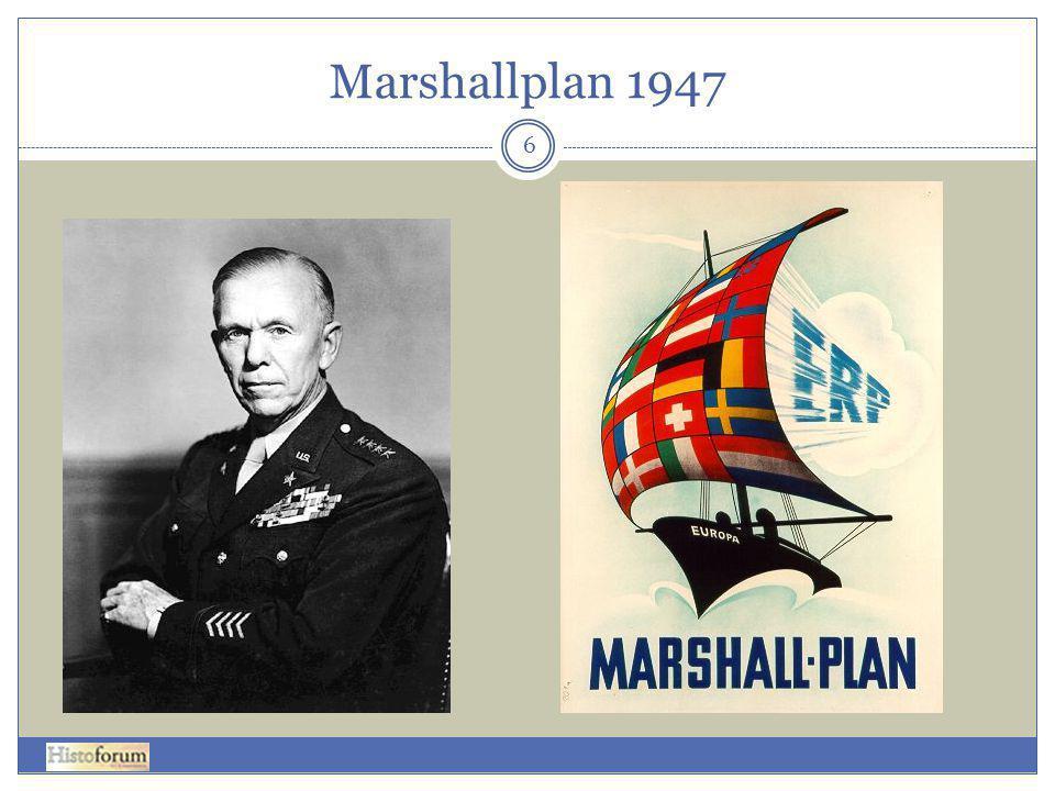 Marshallplan 1947 6