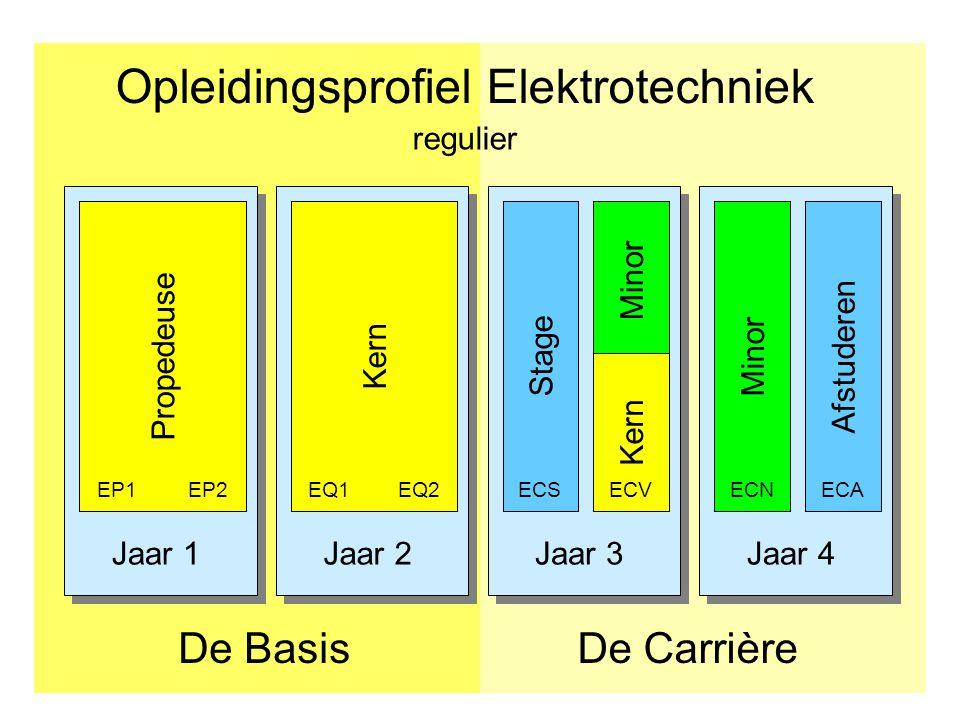 Inhoud ECV Minor van 15 CP.