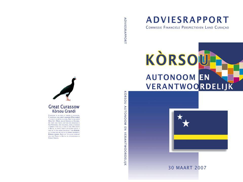 Rapòrt Komishon Perspektivanan Finansiero Pais Kòrsou Kòrsou Outònomo i Responsabel