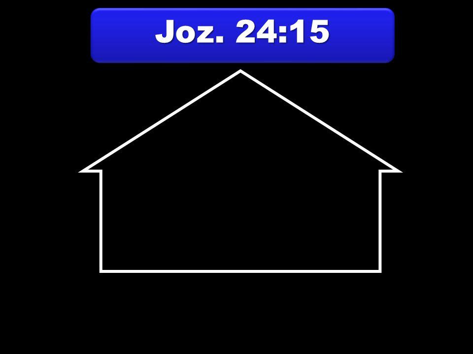 Joz. 24:15