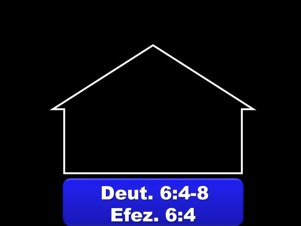 Deut. 6:4-8 Efez. 6:4 Deut. 6:4-8 Efez. 6:4