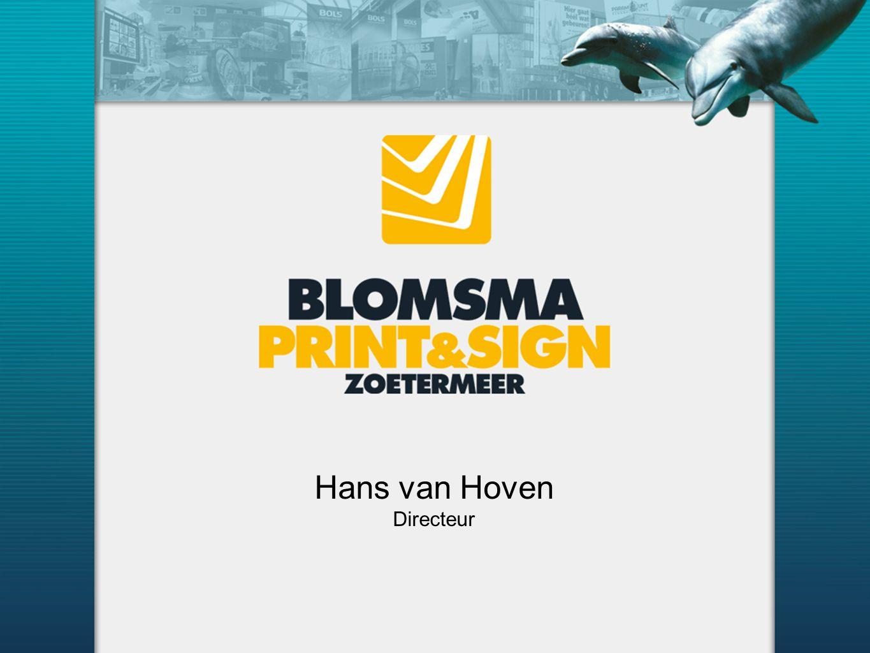 Hans van Hoven Directeur