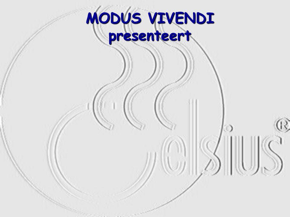 MODUS VIVENDI presenteert