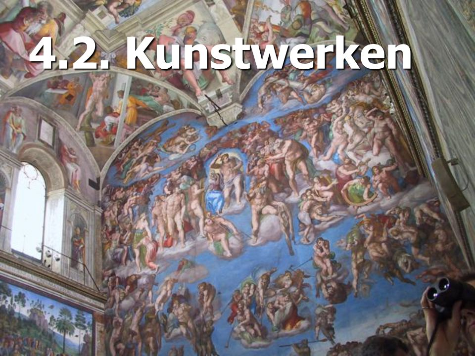 4.2. Kunstwerken