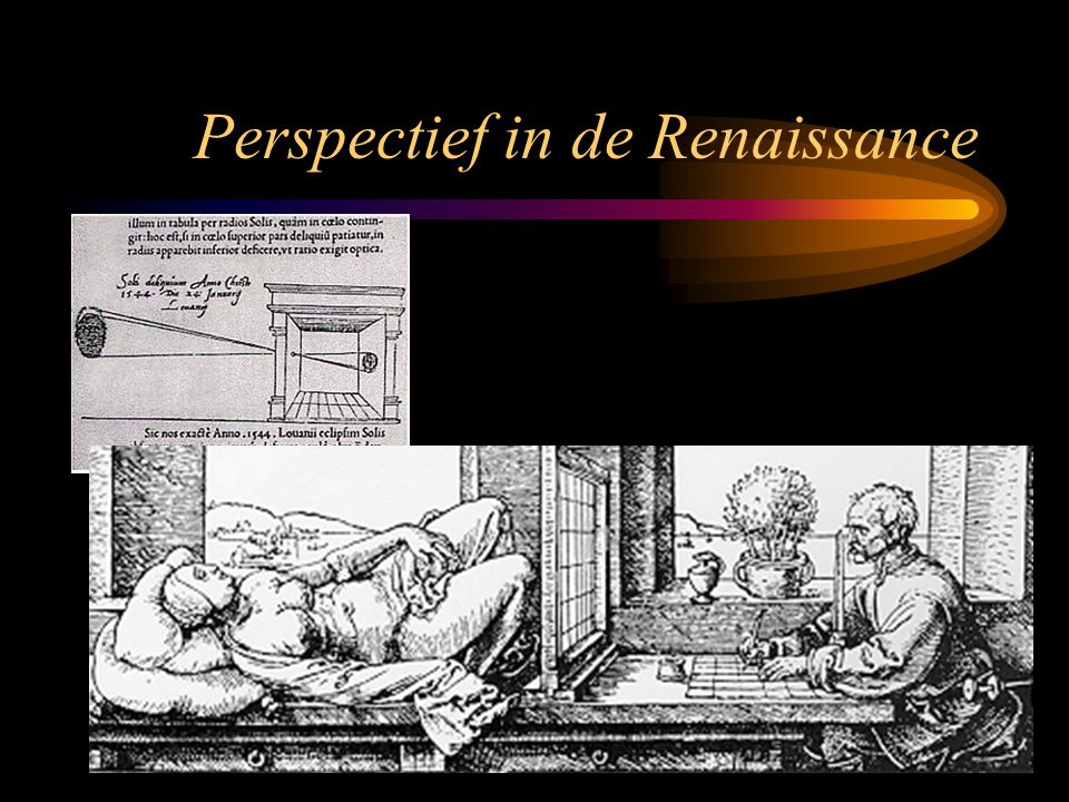 Perspectief in de Renaissance