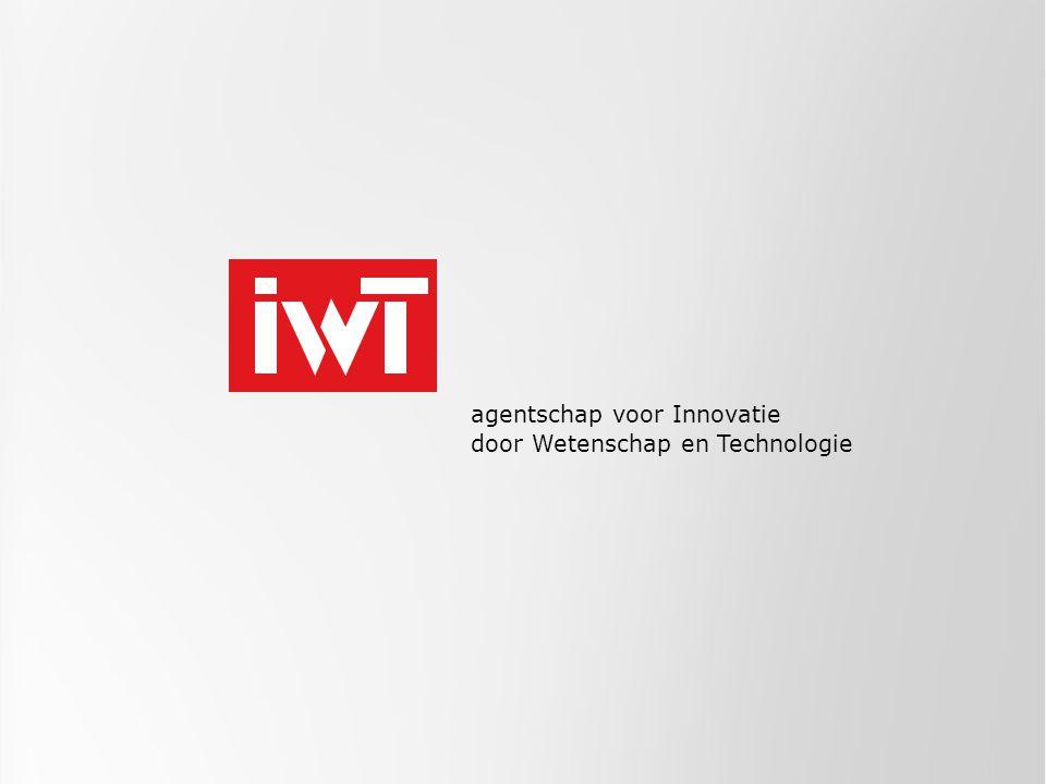 agentschap voor Innovatie door Wetenschap en Technologie