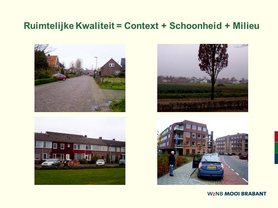 Aktiviteiten WzNB Mooi Brabant:  Toetsen Kwaliteit Bouwplannen - o.a.