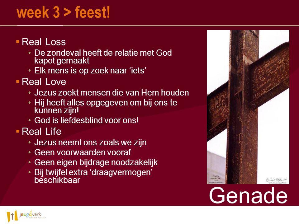  Real Loss De zondeval heeft de relatie met God kapot gemaakt Elk mens is op zoek naar 'iets'  Real Love Jezus zoekt mensen die van Hem houden Hij heeft alles opgegeven om bij ons te kunnen zijn.