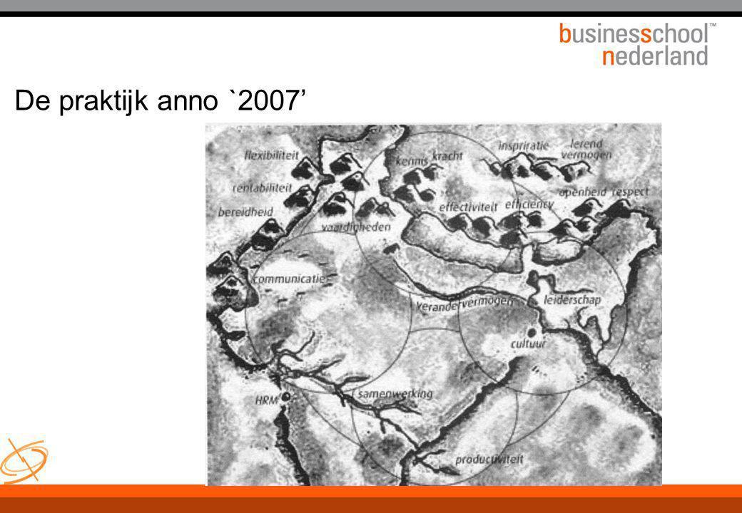 WWW.TWANPAES.NL De praktijk anno `2007'
