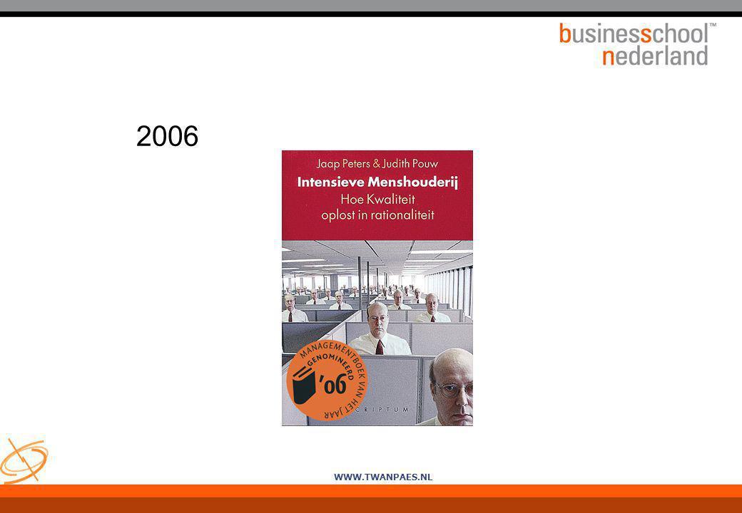 WWW.TWANPAES.NL 2006