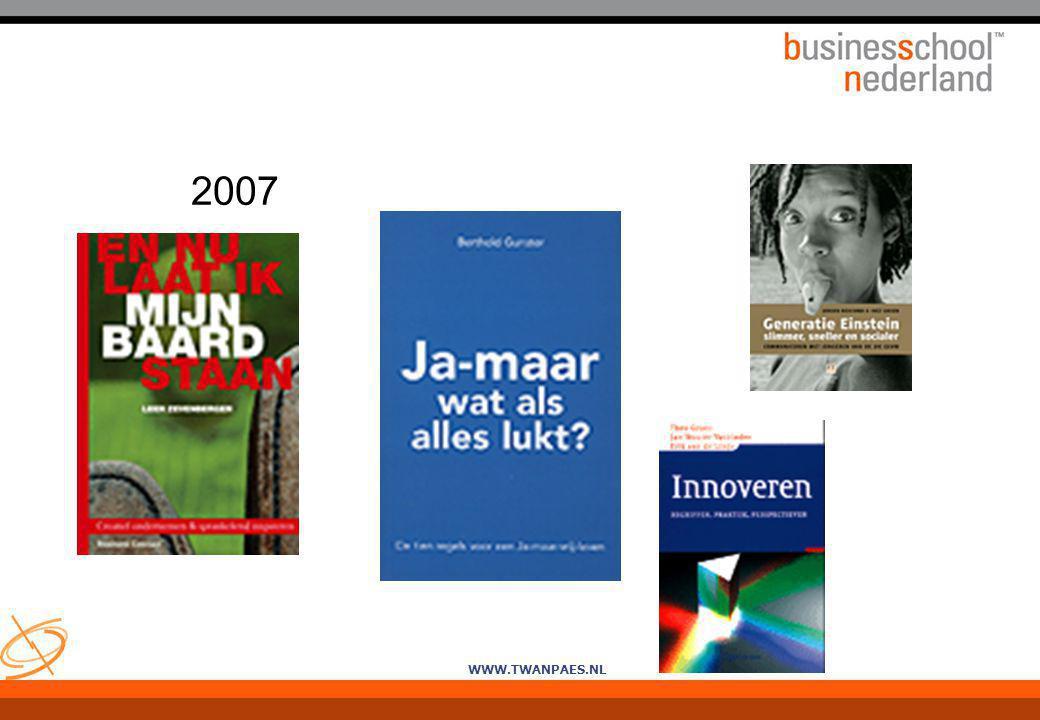WWW.TWANPAES.NL 2007