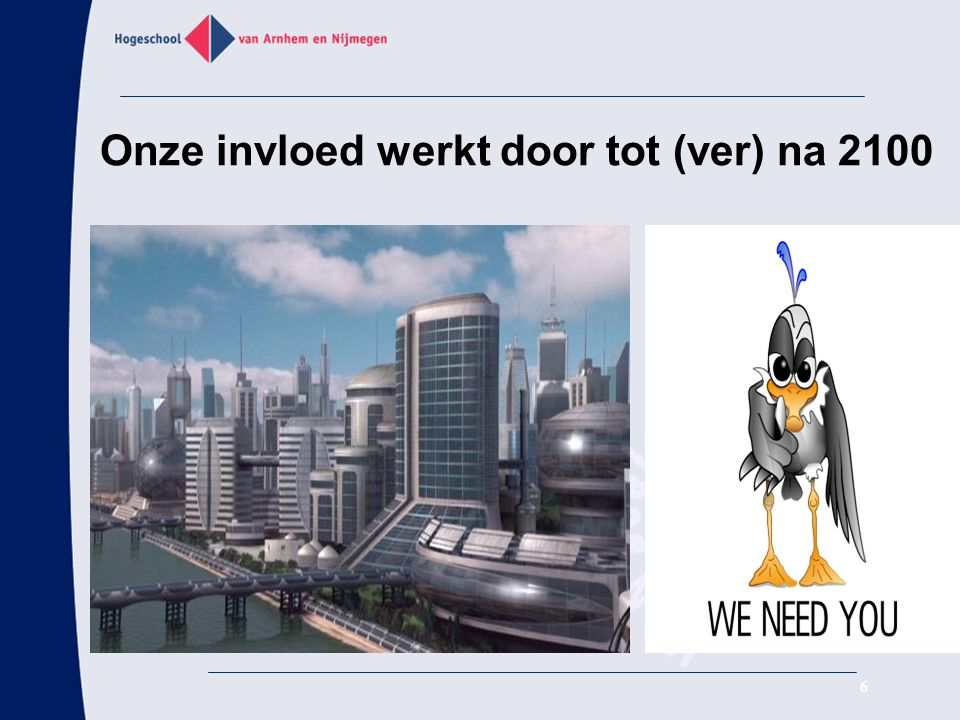 Visie en missie Visie: Wij, Pabo Arnhem, laten de wereld er steeds een stukje mooier uitzien.