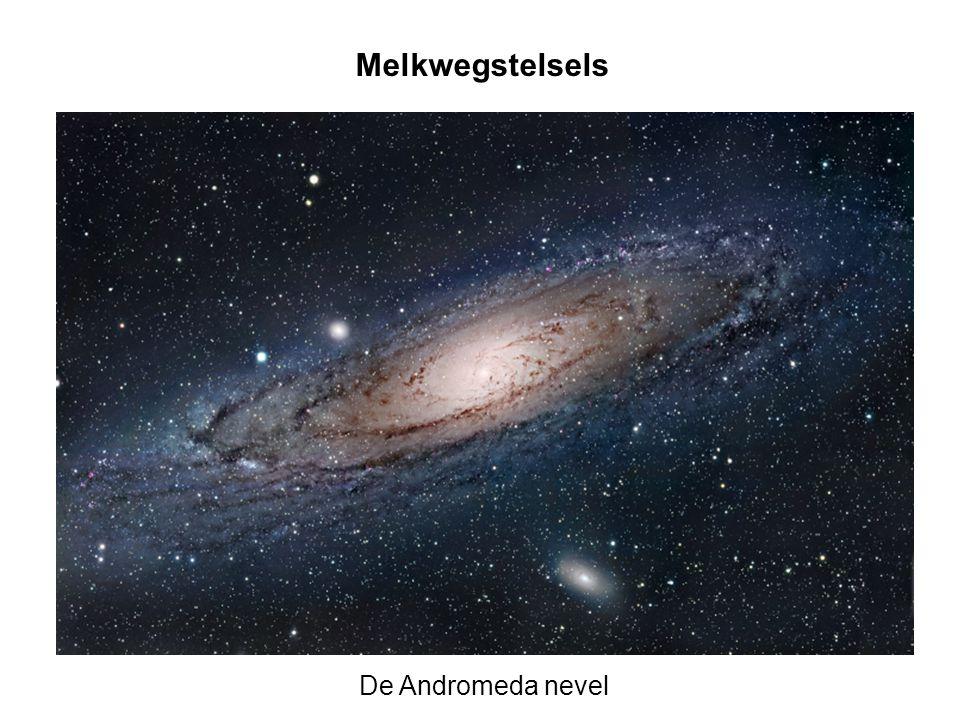 Melkwegstelsels De Andromeda nevel