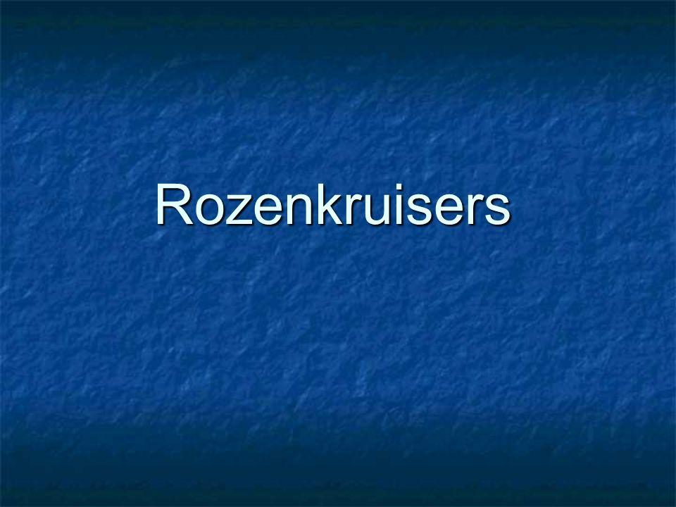 Rozenkruisers