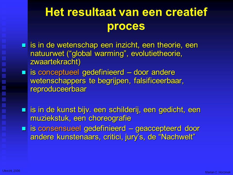 Utrecht, 2006 Marian C. Horzinek