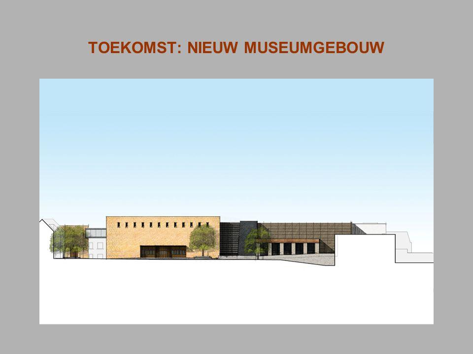 NIEUW MUSEUMGEBOUW