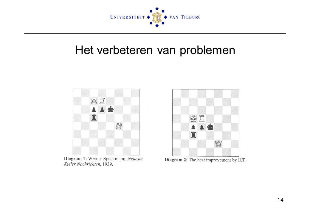 Het verbeteren van problemen 14