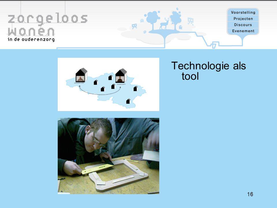 16 Technologie als tool