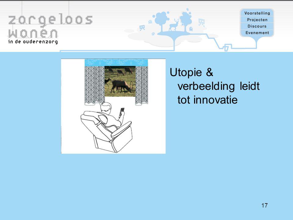 17 Utopie & verbeelding leidt tot innovatie