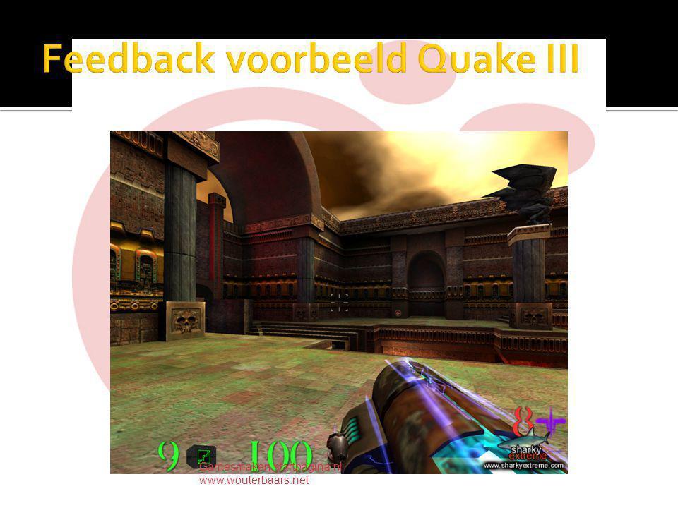 Gamesmaken.startpagina.nl www.wouterbaars.net
