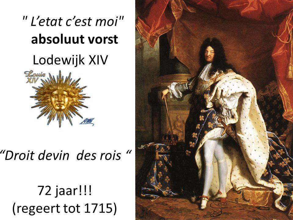 Versailles: symmetrie, geometrie, perspectief, zichtlijnen: de natuur overwonnen.