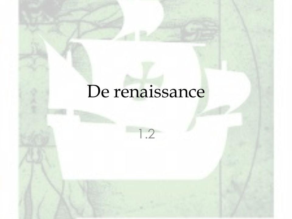 De renaissance 1.2