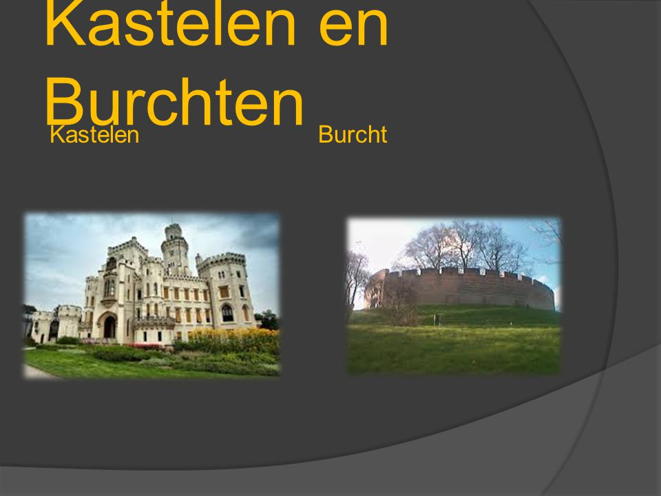 Kastelen en Burchten KastelenBurcht
