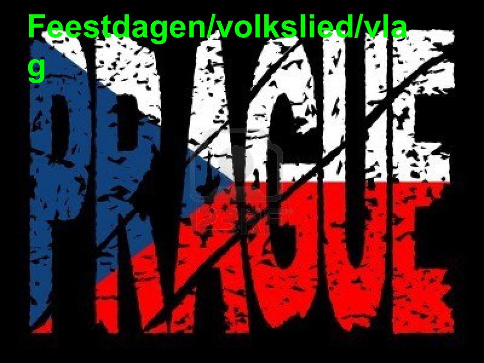 Feestdagen/volkslied/vla g