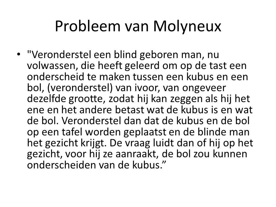 Probleem van Molyneux