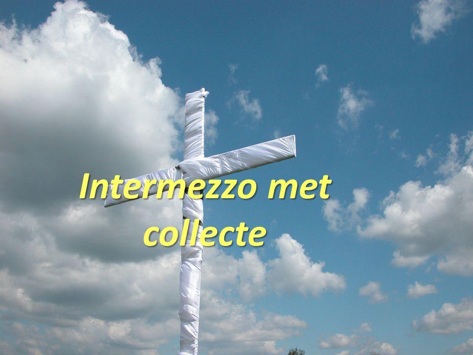 Intermezzo met collecte