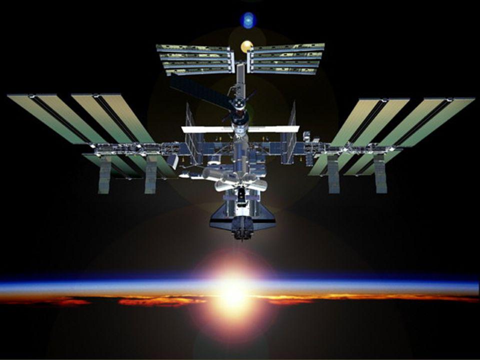 Het Internationaal Ruimtestation