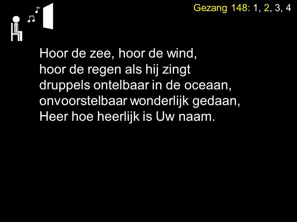 Zingen:NG 47: 1, 2, 3, 4, 5, 6 (84) Gebed Geloofsbelijdenis van Nicea Zingen:Gezang 30 : 3 (139) Collecte Zingen:Psalm 51: 1, 5 Zegen