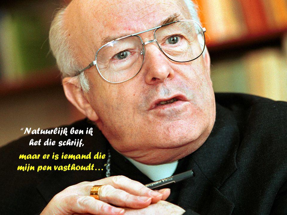 De religieuze onrust van vandaag …