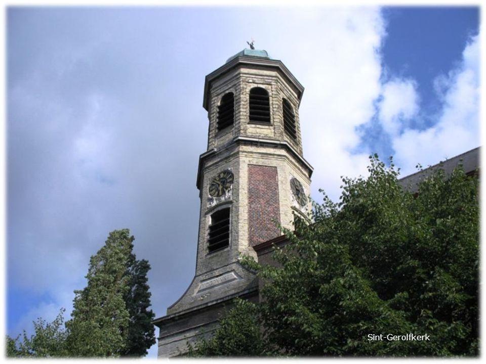 Solvijnskapel in Baarle