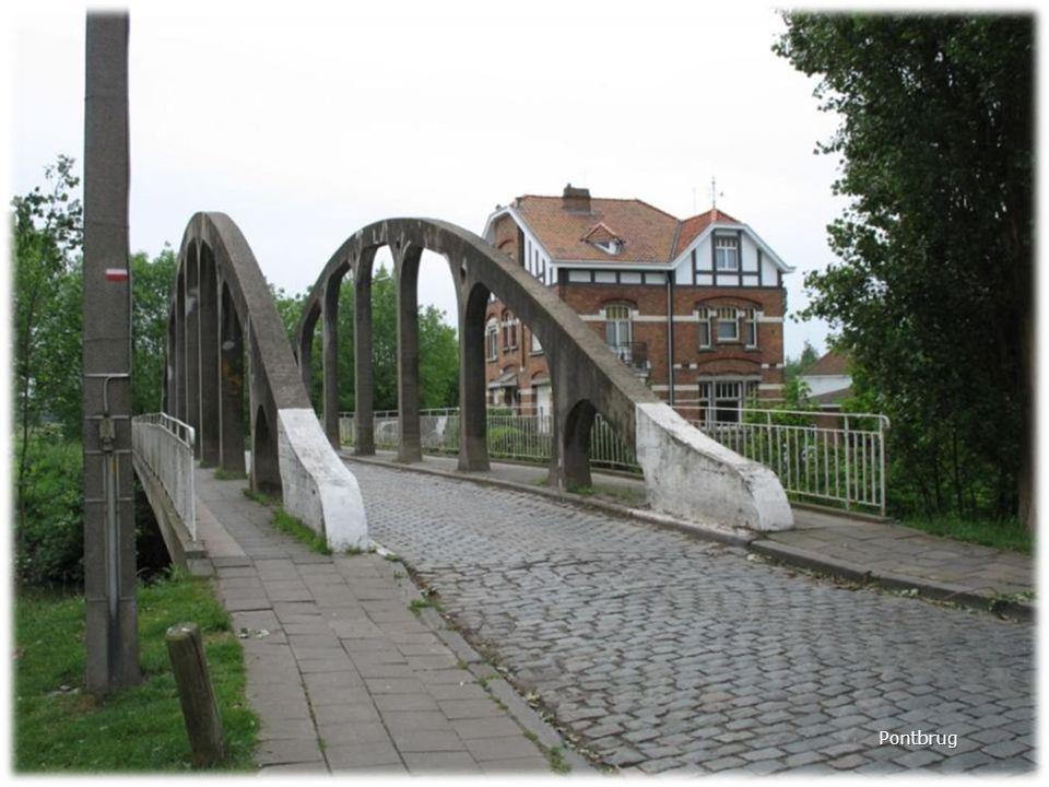 De Leie in Baarle