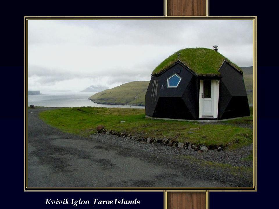 Modern Igloo_Alaska