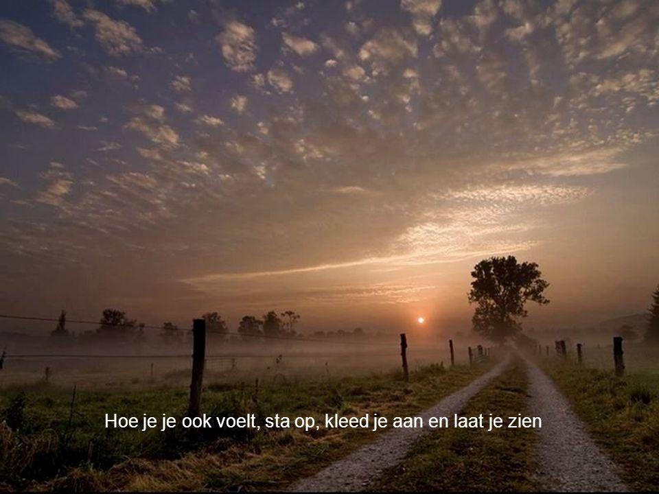 Laat alles gaan wat geen nut, geen schoonheid en geen vreugde heeft.