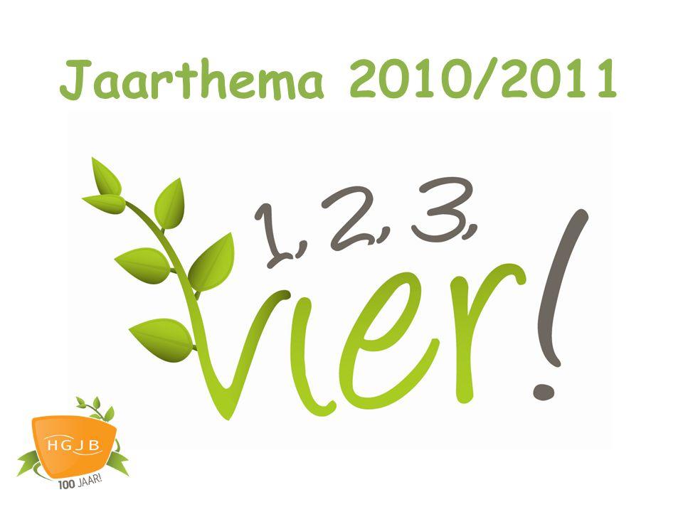 Jaarthema 2010/2011