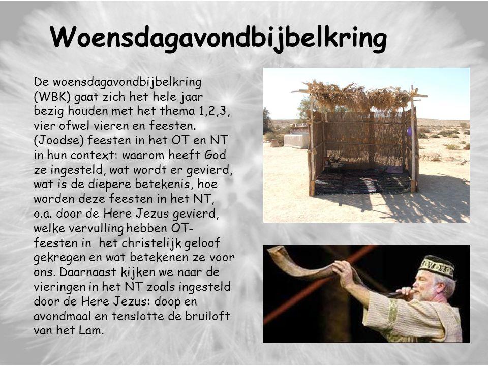 Tienerclub The Bridge V ier Vieren is… V rij worden..