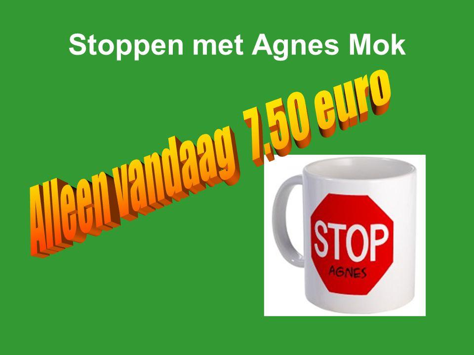 Stoppen met Agnes Mok