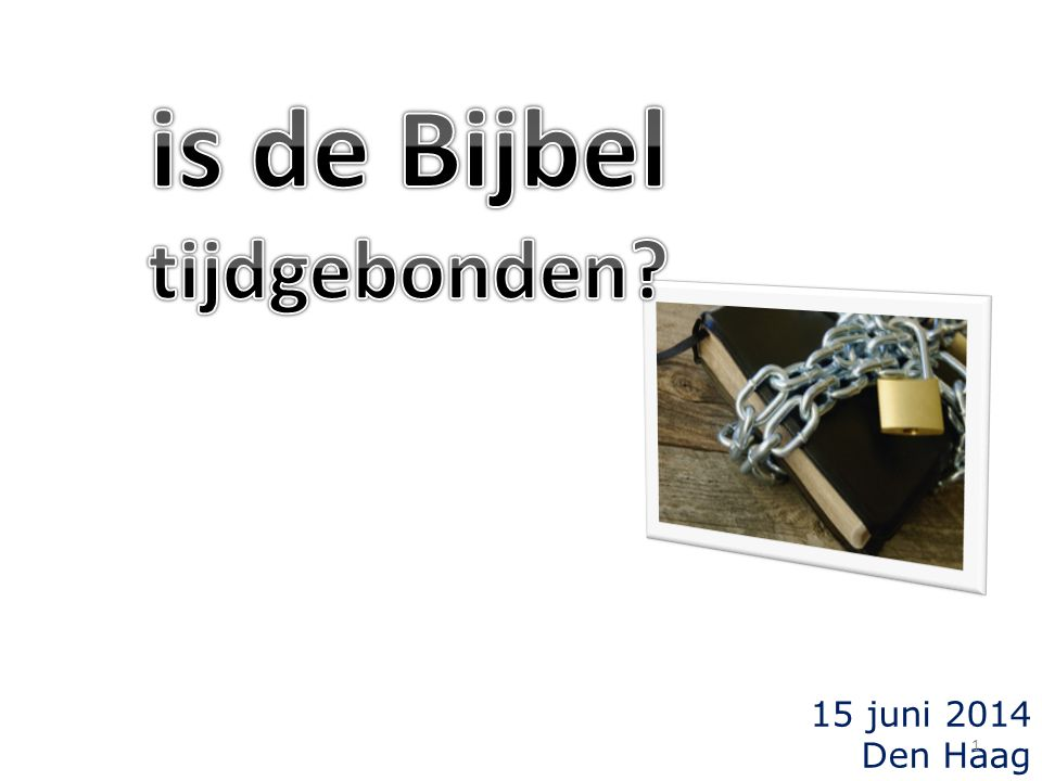 15 juni 2014 Den Haag 1