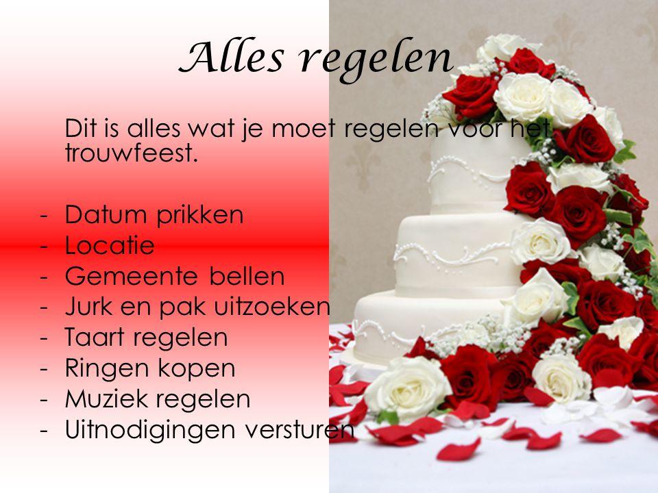 Vrijgezellen feest Voor het huwelijk regelen de vrienden en vriendinnen een feestje voor de bruid en bruidegom.