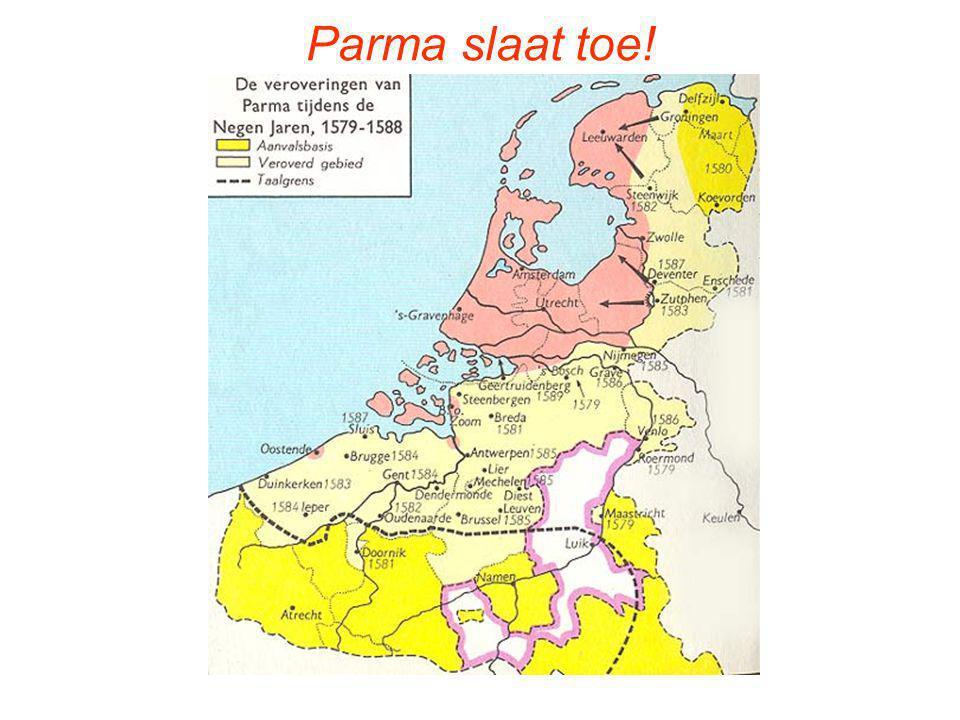 Parma slaat toe!