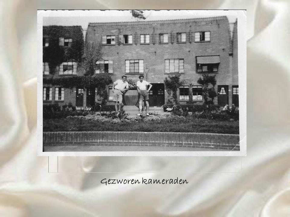 · Herinneringen: Fijne zondagen bij de familie Van Saarloos in de periode 1947 - 1951.