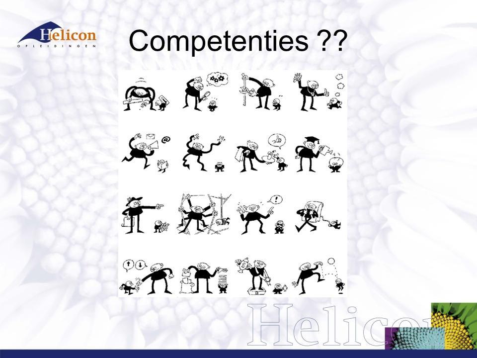 Competenties ??